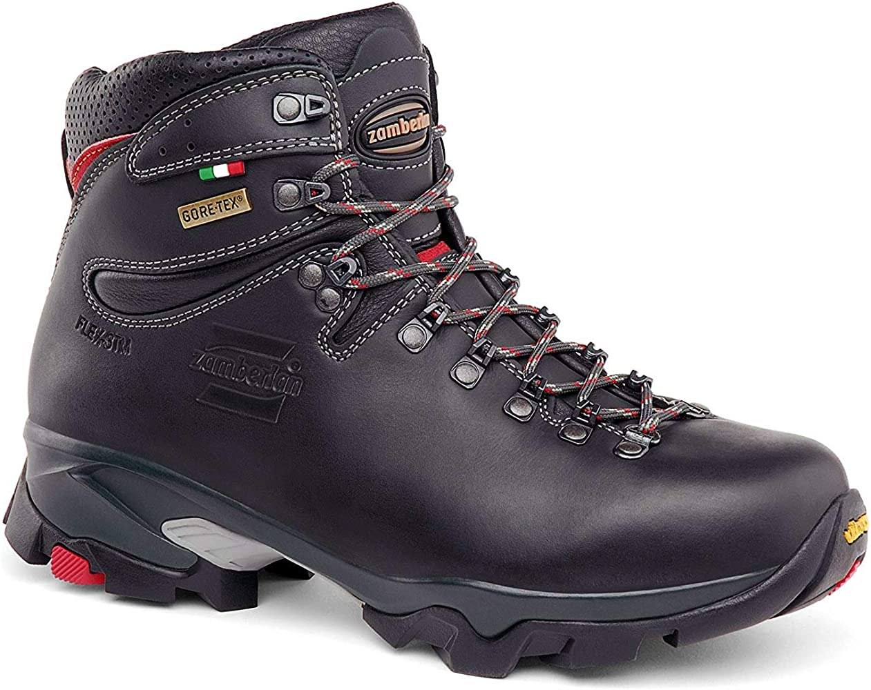 online store factory authentic new release Zamberlan Men's 996 VIOZ Gt Charcoal Walking Boot 996 MNS 7.5 UK ...