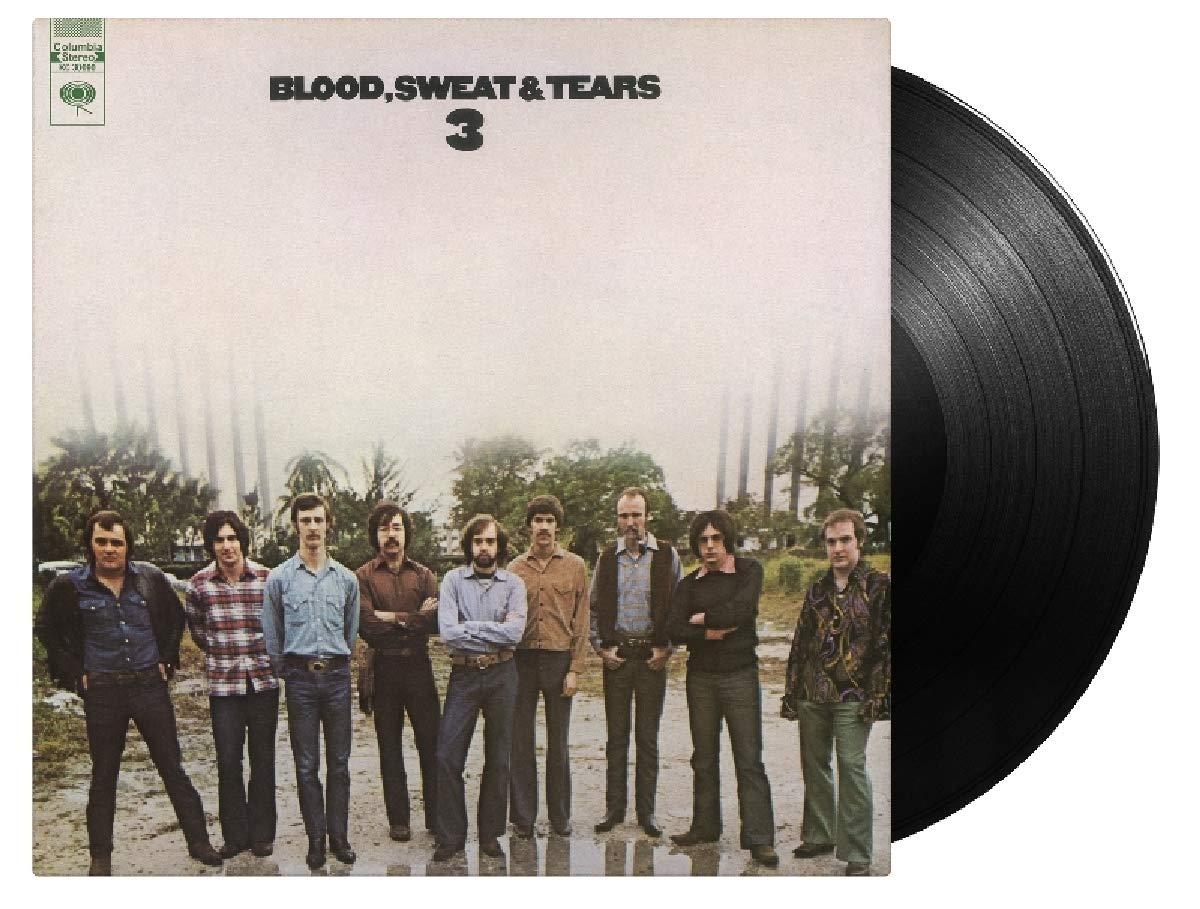 Vinilo : Blood Sweat & Tears - Blood Sweat & Tears 3 (Holland - Import)