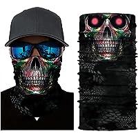 Aesy Deportes Cara Máscara, 3D Imprimir Cráneo Digital