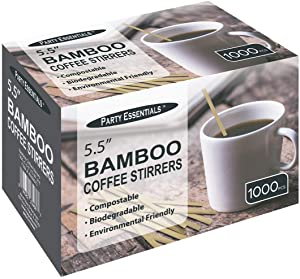 Party Essentials Bamboo 5.5