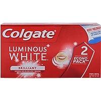 Colgate Luminous White Crema Dental, 2 x 100 ml