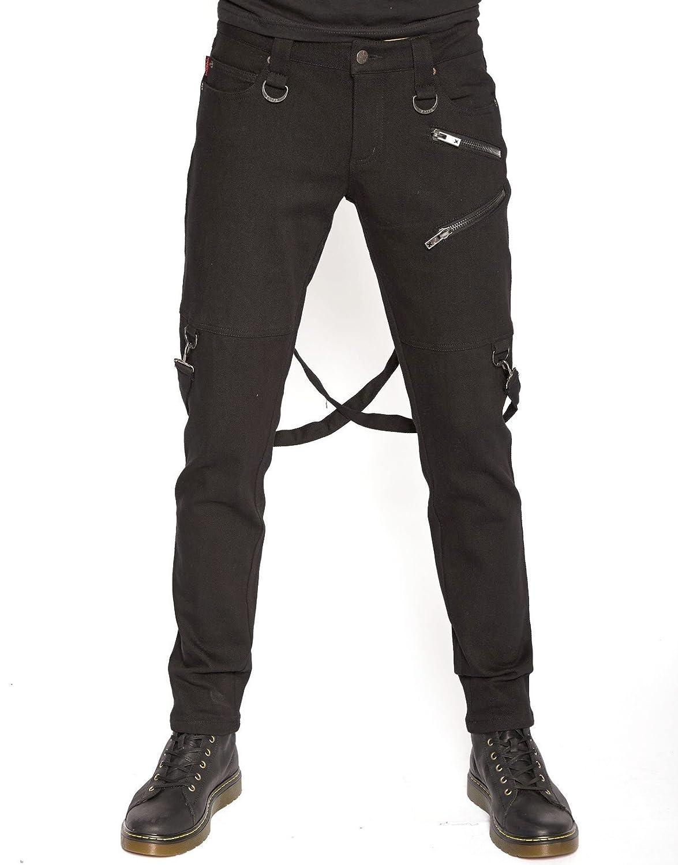 Tripp Double Zip Strap Pants