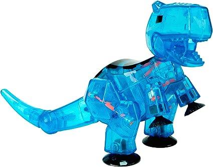 Stikbot Mega Dino Blue Carnotaurus