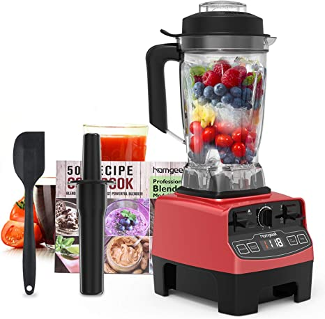 homgeek Smoothie Blender 10-speeds Countertop Blender for Shakes and Smoothies