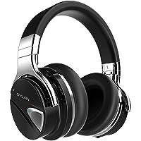 LinkWitz Tragbarer Bluetooth Kopfhörer über Ohr–Noise Cancelling faltbar Kopfhörer mit HiFi-Stereo, leicht und Build in MIC und Lautstärkeregler für iPhone, Android Handys und Tablets, PC und mehr