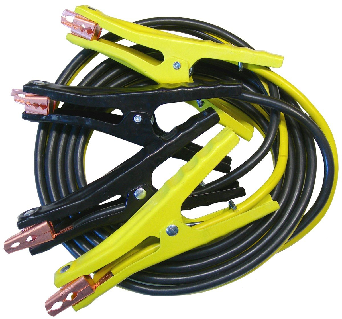 Pico 8174C 16 feet 6 AWG Battery Booster/Jumper Cables w/Extended Jaws for Side Mount by Pico