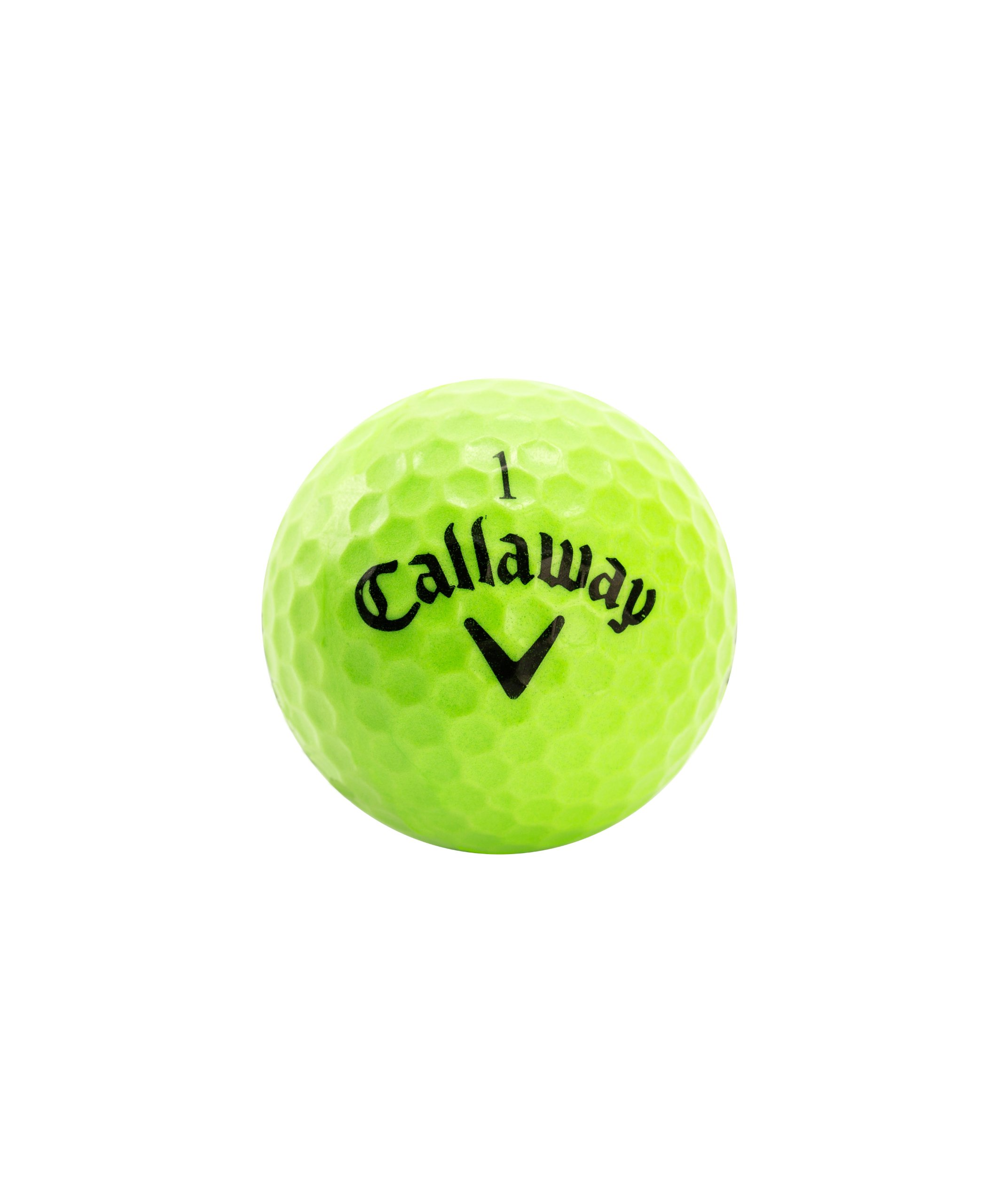 Callaway HX 18-Pack Practice Balls, Green by Callaway