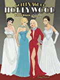 Golden Age of Hollywood Paper Dolls with Glitter! (Dover Paper Dolls)