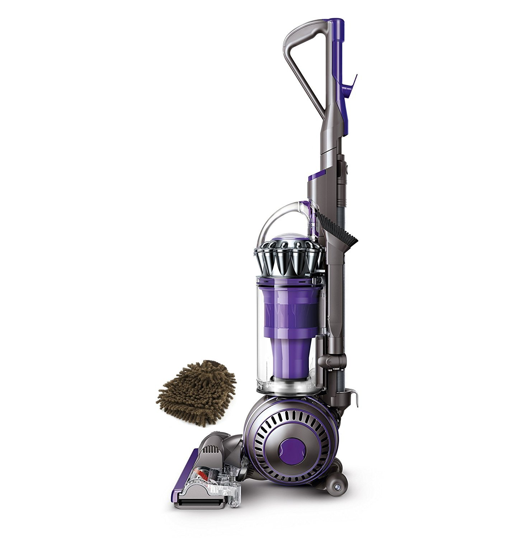 Iron/Purple Filters Ball Animal 2 Vacuum Dyson, Upright Cleaner 227635-01 (Complete Set) w/ Bonus: Premium Microfiber Cleaner Bundle