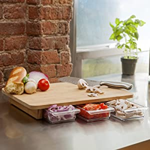The Quirky Mocubo Cutting Board