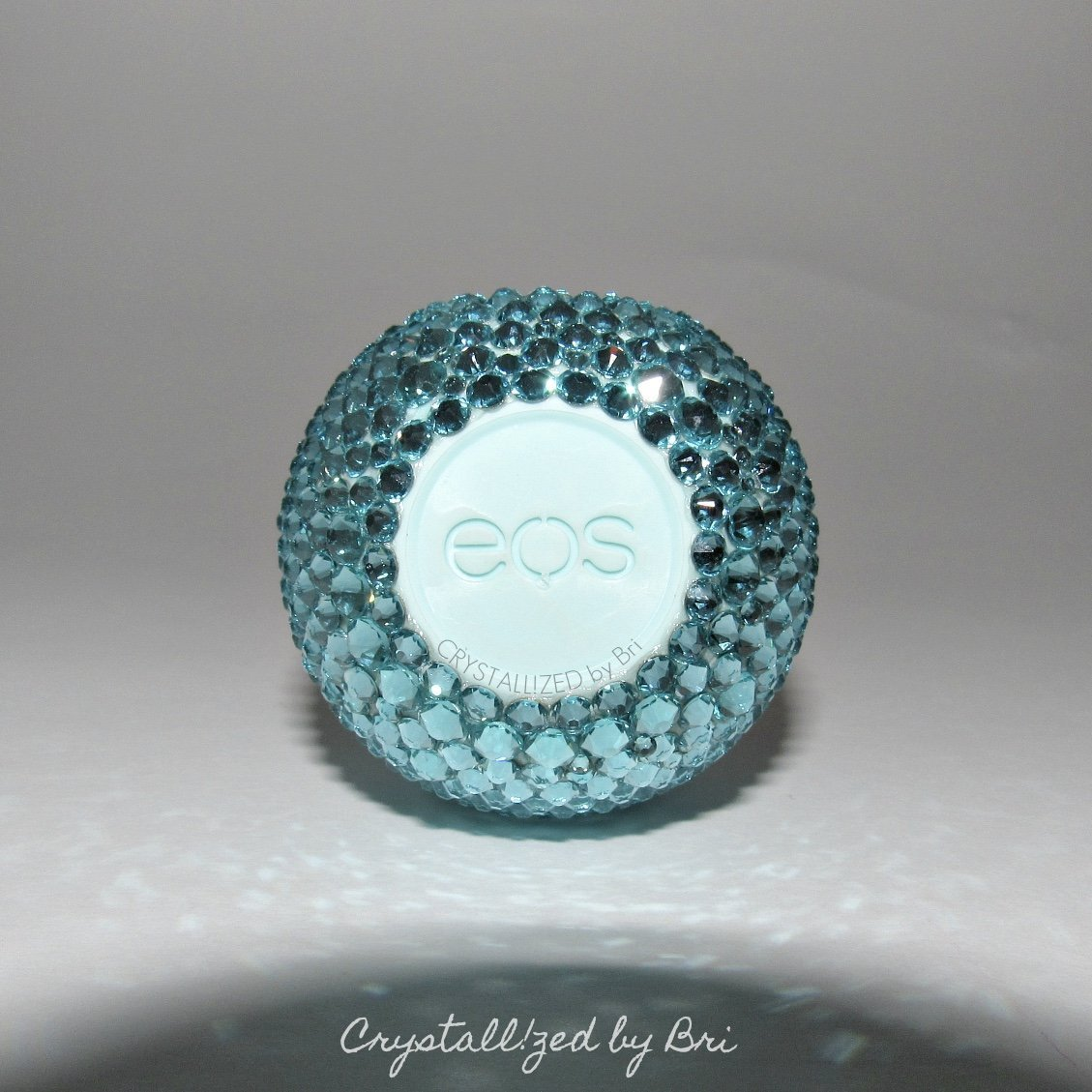 Amazon.com: CRYSTALLIZED eos Lip Balm Bling Hand Made with Swarovski ...