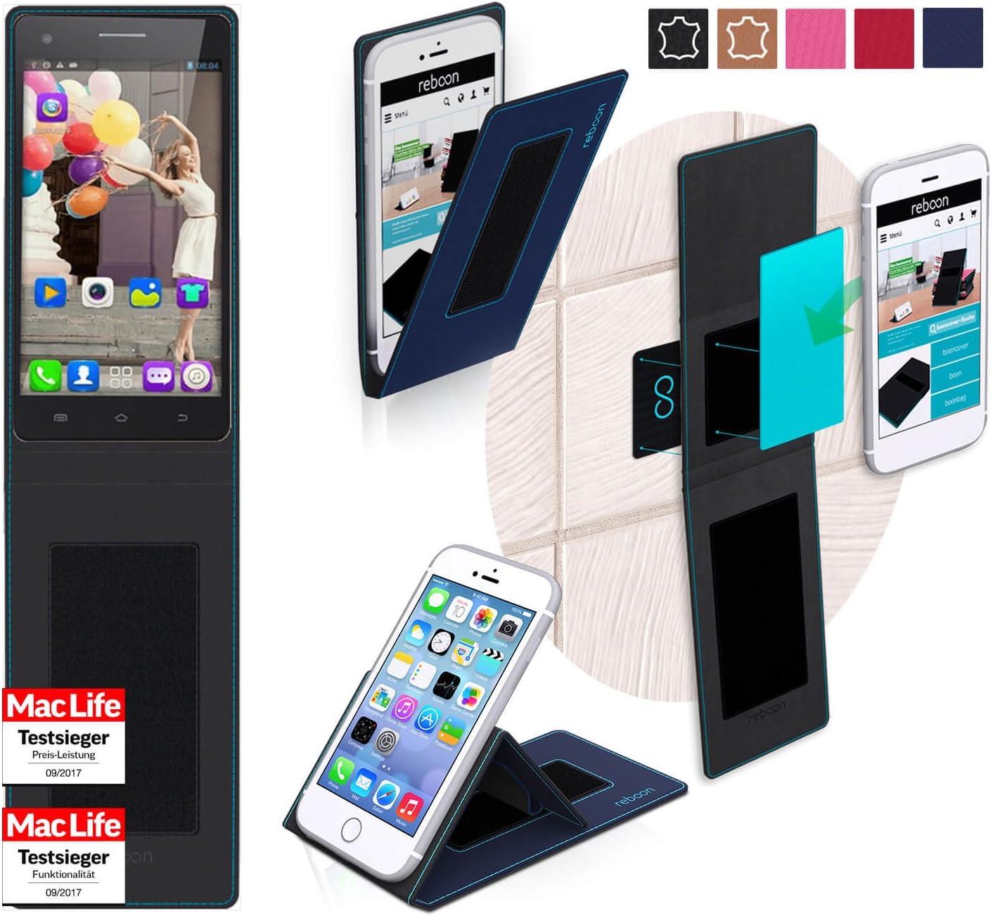 reboon Funda para Goophone S9 | in Azul | Carcasa Multifuncional ...