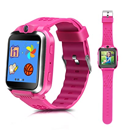 DUIWOIM Kids Smartwatch Smart Watch for Kids Game Smart Watch for Kids Girls Watch with Game Kids Smart Watch with Game Wrist Watch Education Toys ...