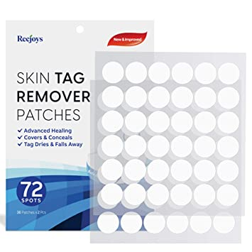 Amazon Com Skin Tag Remover Patches 72 Pcs New And Improved