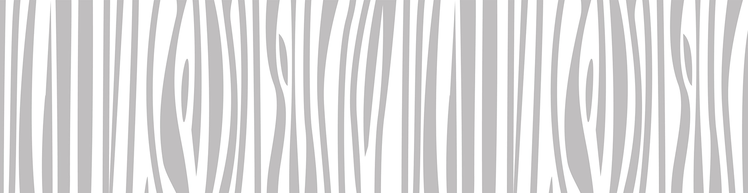Sweet Jojo Designs Grey and White Wood Grain Wallpaper Wall Border for Woodsy Collection by