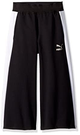 17ee12d2f0899 Amazon.com: PUMA Girls' Big' Evo Pants: Clothing