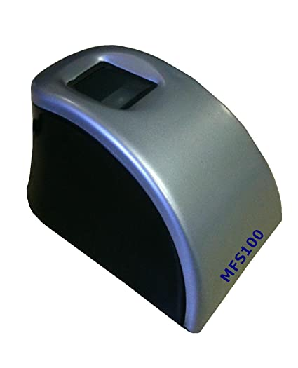 Mantra MFS100 Finger Print Scanner (Grey)