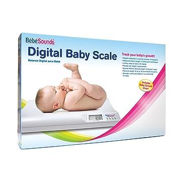Amazon.com: bebesounds Digital Baby Scale: Baby
