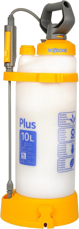 Hozelock - Pulverizador Plus a presión previa de 10 litros Hozelock