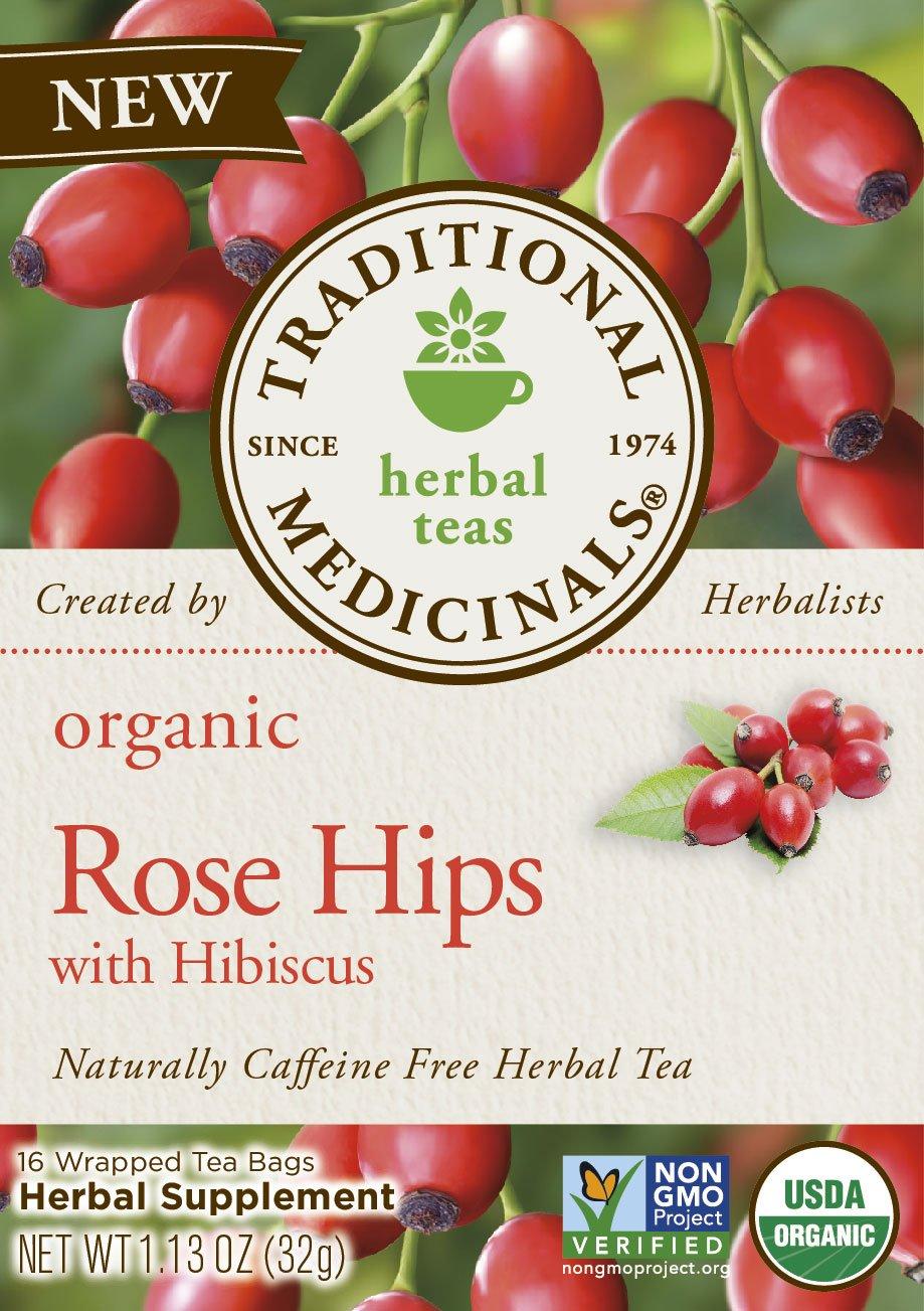 Rose hip tea during pregnancy