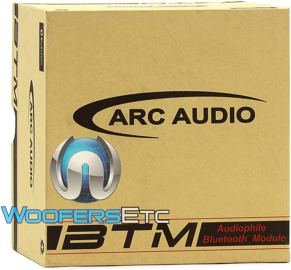 ARC AUDIO BTM AUDIOPHILE MUSIC STREAMING BLUETOOTH ADD-ON MODULE FOR PS8 DSP NEW