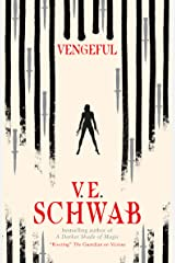Vengeful Kindle Edition