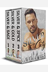 Silver in the City: A 3-Book Box Set Kindle Edition