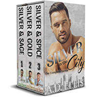 Silver in the City: A 3-Book Box Set (English Edition)