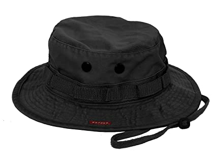 bb58d998bdb Amazon.com  Rothco Vintage Boonie Hat  Sports   Outdoors