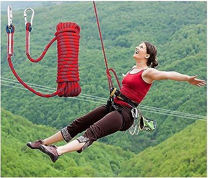 Cuerda Nylon Prueba Fuego, Cuerda Escalada Roca Estática ...
