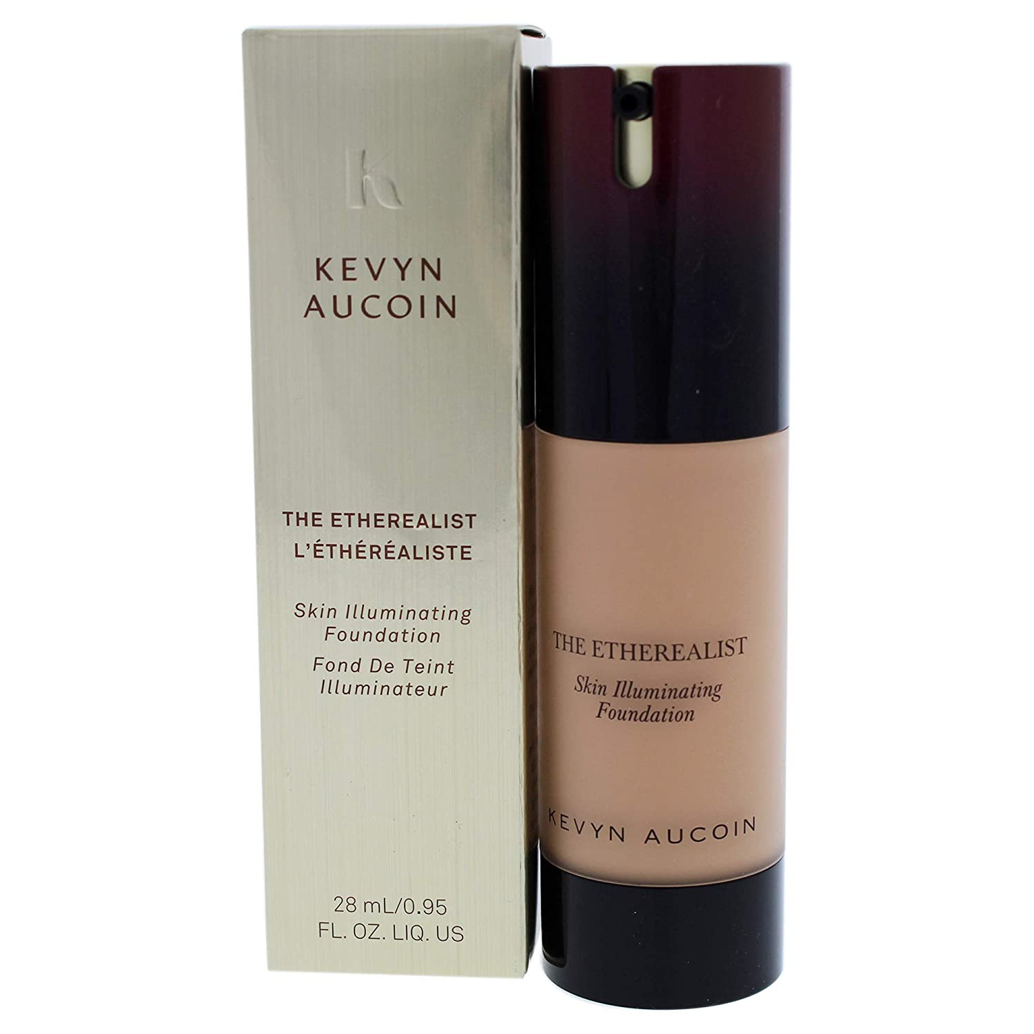 The Etherealist Skin Illuminating Foundation by Kevin Aucoin