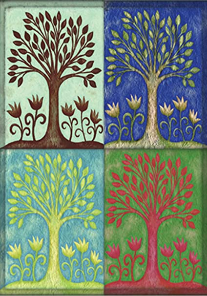Delicieux Seasons Garden Flag, 12.5u0026quot ...