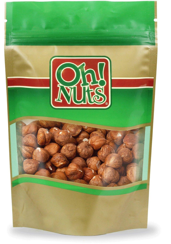 Raw Hazelnuts Filberts (5 Pound Bag) - Oh! Nuts