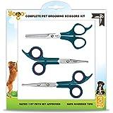 Pet Yogo Grooming Scissors Kit