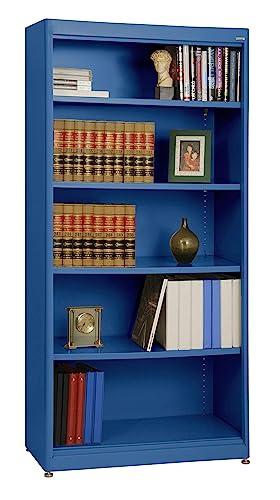 Reviewed: Sandusky Lee BA4R361872-06 Elite Series Radius Edge Welded Bookcase