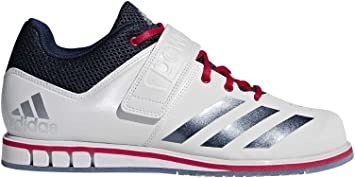 nuovo di zecca 6af80 92ee4 adidas Stars And Stripes Limited Edition Powerlift 3.1 Weightlifting Scarpe  – Bianco
