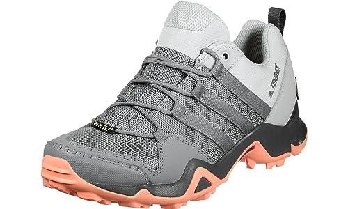 buy popular 412d2 48f90 Adidas Terrex Ax2R GTX W, Zapatillas de Senderismo para Mujer, Gris  (Gritre Gritre Cortiz 000), 36 EU  Amazon.es  Zapatos y complementos