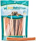 100% Natural Bully Sticks by Best Bully Sticks (8oz. Bag)