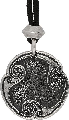 Viking nordique Perthro Rune of Luck 14e runique Lettre en /étain pendentif