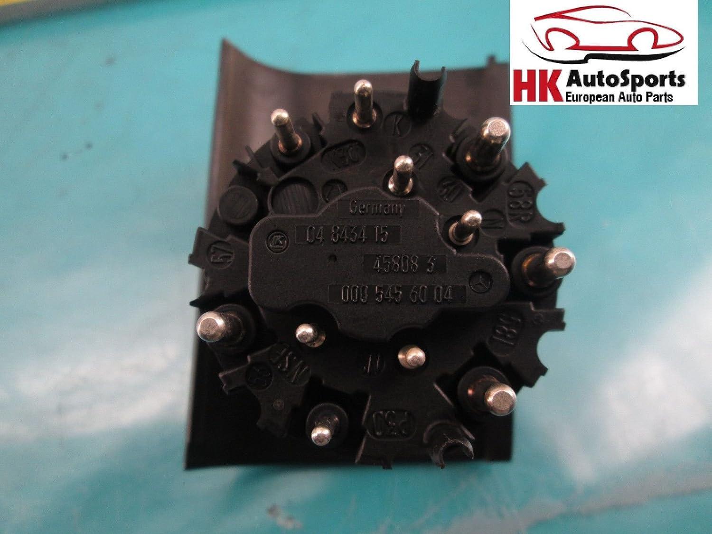 Headlight Switch OEM 04 8434 15 000 545 60 04