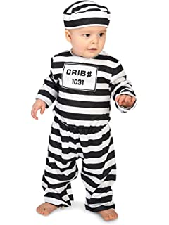 Amazon.com: Spooktacular Creations Lovely Baby Prisoner ...