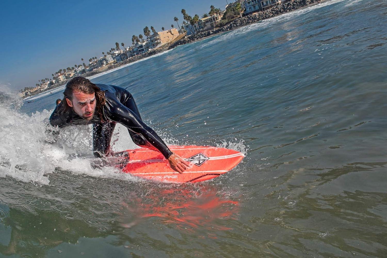 Scott Burke Fish Tabla Tabla de Surf, Unisex - Adulto, color blanco, talla única: Amazon.es: Deportes y aire libre
