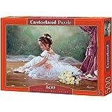 Castor 51571 - Piccolina ballerina - Puzzle 500 pezzi