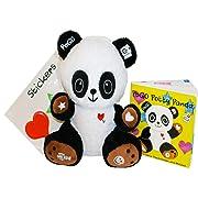 PoGO Potty Panda: Positive Potty Training - Talking Panda, Potty Book and Reward Stickers
