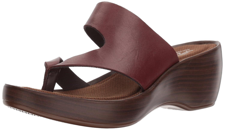 Eastland Women's Laurel Dress Sandal B076QHSHSY 6 W US Cinnamon