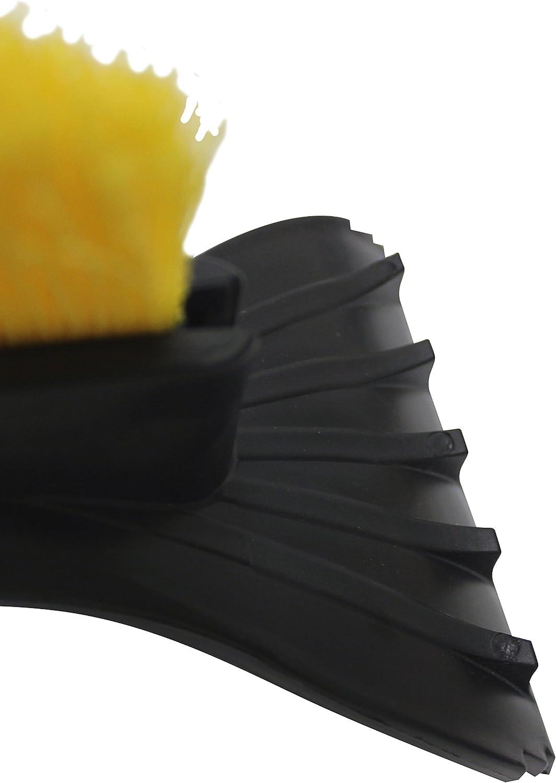 Foam Comfort Grip 1716 Bigfoot 23 Snowbrush with Scraper