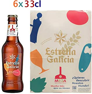 Estrella Galicia Navidad 2019 - Estrella Galicia Edición Limitada ...