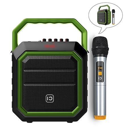 Review Portable Voice Amplifier PA