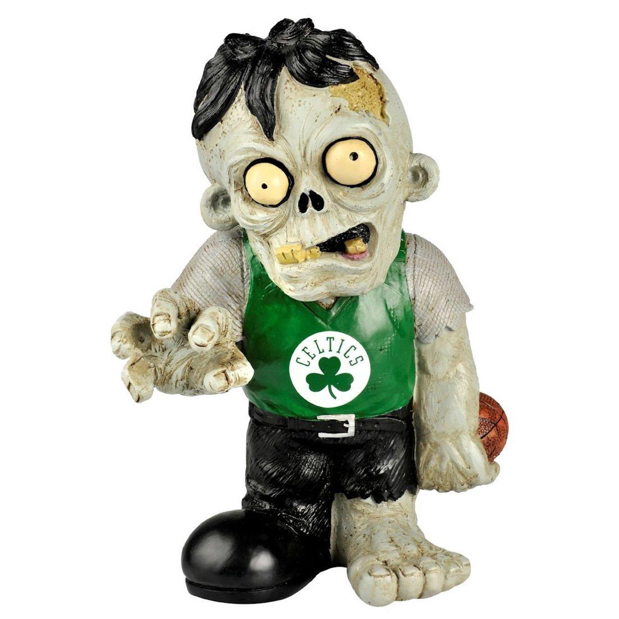 Boston Celtics Resin Zombie Figurine