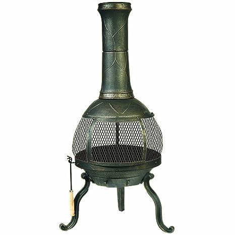 Amazon.com: Deckmate Sonora, modelo 30199, chimenea para el ...